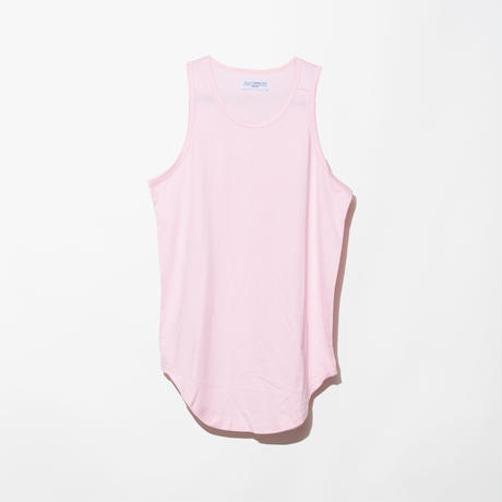 ILLCOMMONS LONG TANK TOP PINK(イルコモンズ ロングタンクトップ ピンク)