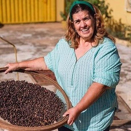 ブラジル イルマス・ペレイラ農園 「ブルボン・アマレロ」中煎り 200g