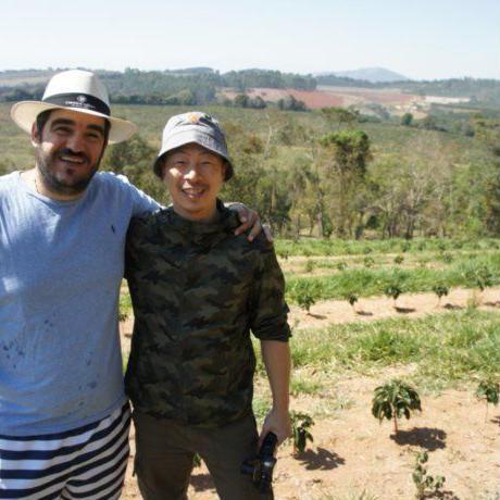 ブラジル サントゥアリオ・スル農園 「パッサロ・リブレ」中浅煎り 100g