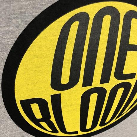 【TAPPOI ORIGINAL BRAND】BIG CIRCLE TEE(MIX GRAY)