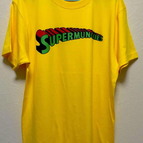 SUPER MUNCHIES TEE(YELLOW)