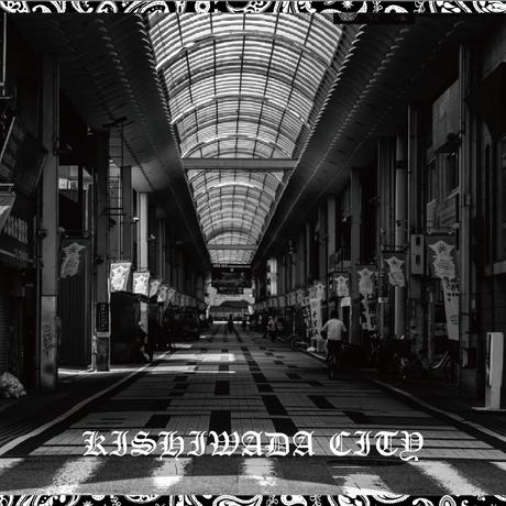 【KISHIWADA CITY】LEPEZEN  PHOTO TEE(BLACK/岸和田商店街)