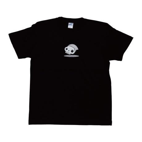【ハットリオリジナルグッズ】ハットリドクロTEE (BLACK)