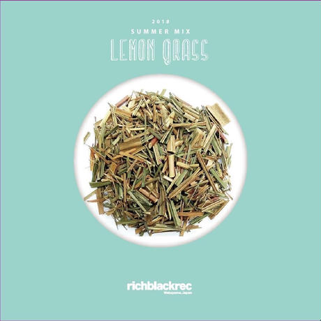2108 SUMMER MIX【LEMON GRASS】(CD)