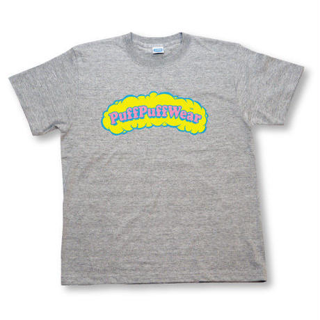 【ランダムにお届け!!】Puff Puff Custom TEE (MIX GRAY)