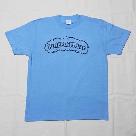Puff Puff TEE (SAXE BLUE)