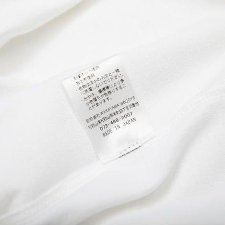 【MADE IN WAKAYAMA/数量限定販売】タグ付けアイコン (WHITE)