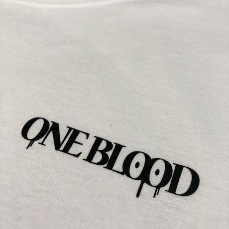【TAPPOI ORIGINAL BRAND】BIG CIRCLE TEE(WHITE)