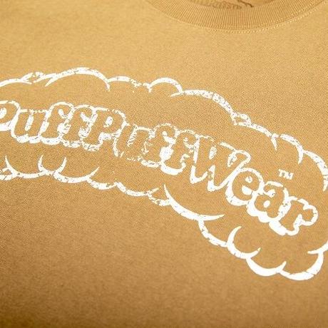 【ハットリオリジナル】puffpuff scratched (CARAMEL)