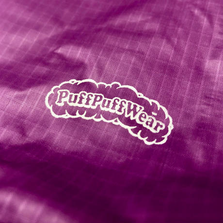 Puff Puff NYLON SACOCHE(PURPLE)