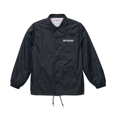 【TAPPOI ORIGINAL BRAND】 BIG CIRCLE CORCH JACKET(BLACK)