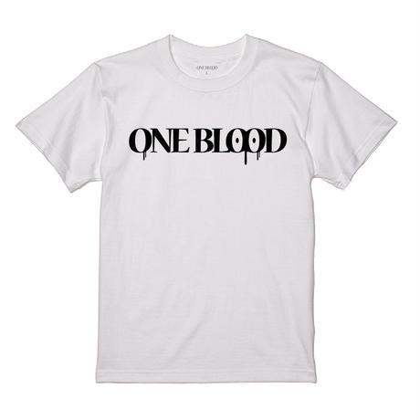 【TAPPOI ORIGINAL BRAND】ONE BLOOD REGULAR TEE(WHITE)