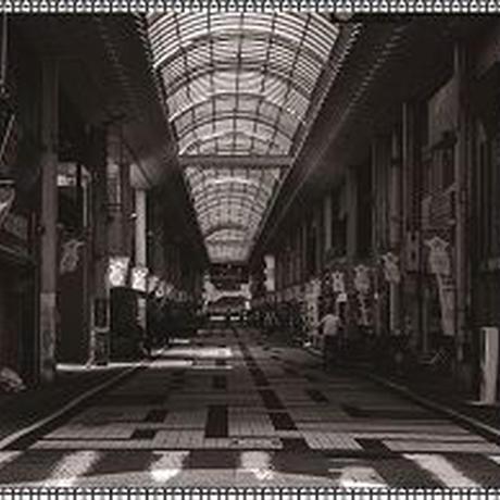 【KISHIWADA CITY】LEPEZEN PHOTO Long Sleeve T-Shirt(WHITE/岸和田商店街)