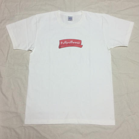 ROLLING PAPER TEE (WHITE)