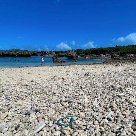 ブルーアパタイトA 中の島ビーチ