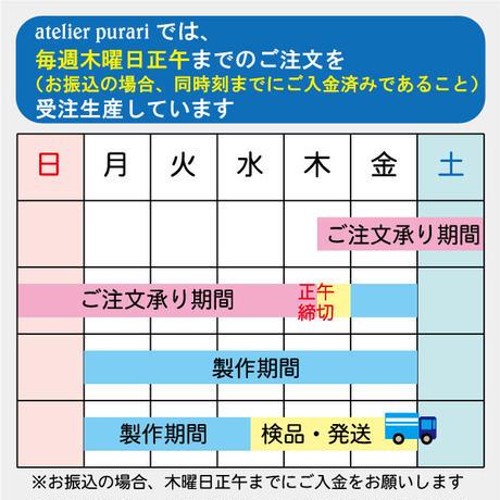 シーラカンス/ ボディカラー:ピーコックグリーン(小)