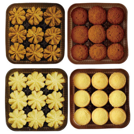 ジェニーベーカリー クッキー 詰合せ4種パック