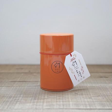 阿里山軽焙煎青茶(小焙青茶)  茶筒入り