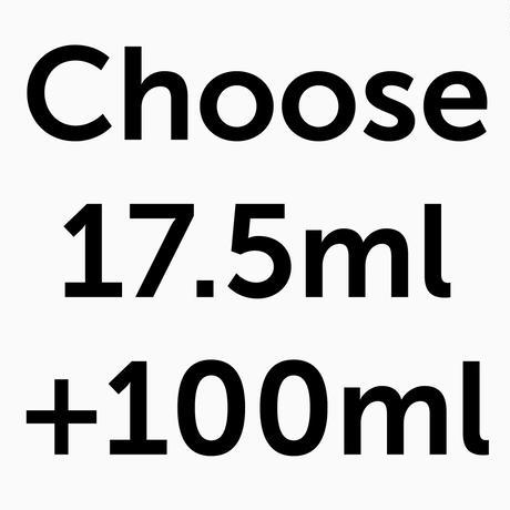 Winter Specials 2020   Choose 17.5ml + 100ml