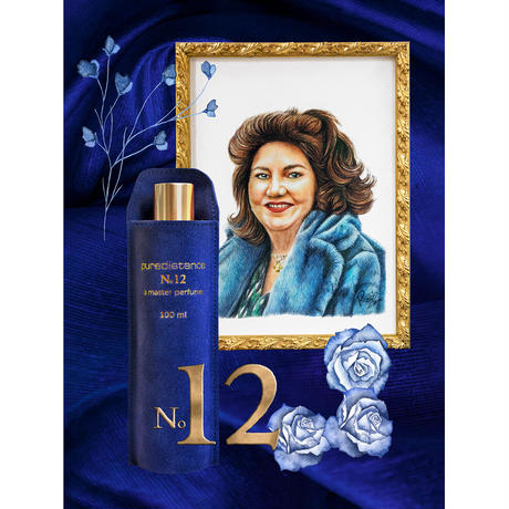 Puredistance No.12 parfum extrait 100 ml