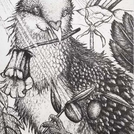 山口あかり 『オリーブに鳩』