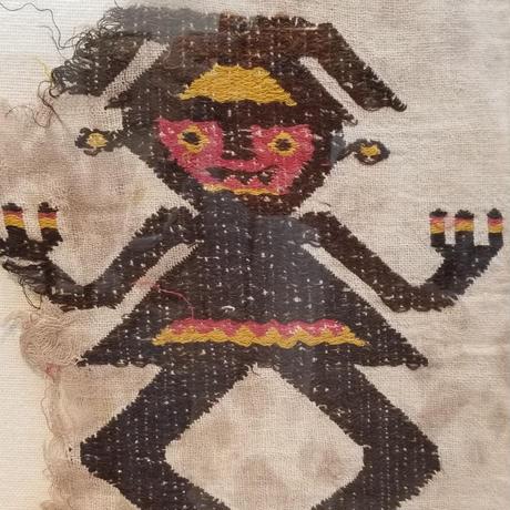 チャンカイ 縫取織