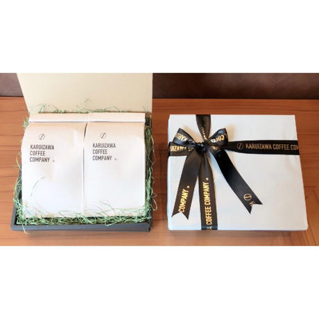 [熨斗対応]【ギフトセット】KCC Original Blend Coffee Gift  200g×2