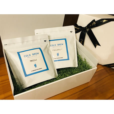 【ギフトセット】Cold Brew Bag Gift