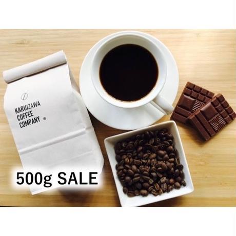 【カフェインレス】インドネシア バリ神山 中煎り 500g