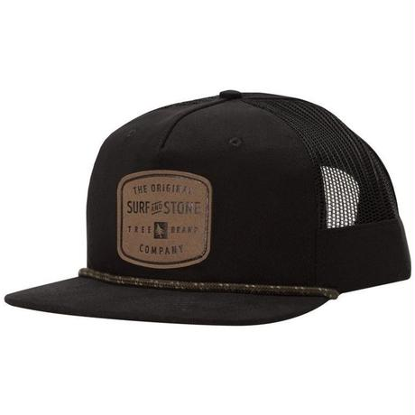 HIPPY TREE MADRID HAT BLACK