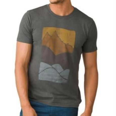PRAN Ezer T-Shirt Charcoal Heather