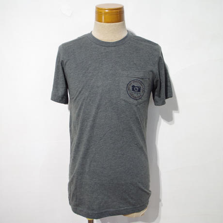 HIPPY TREE COLLECTIVE TEE Heather Grey
