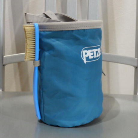 PETZL CHALK BAG BANDI Blue