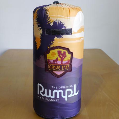 RUMPL ORIGINAL PUFFY BLANKET Joshua Tree