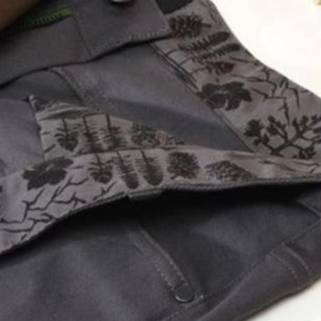 HIPPY TREE  TRAIL PANT  WALNUT16・CHARCOAL