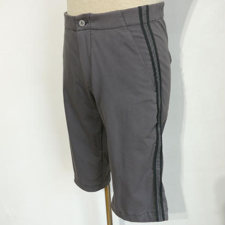 VERVE  Xeno Shorts Charcoal x Silver