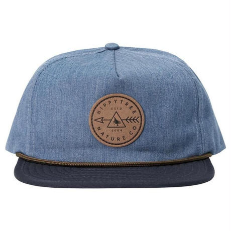 HIPPY TREE MARCKER ECO HAT Blue
