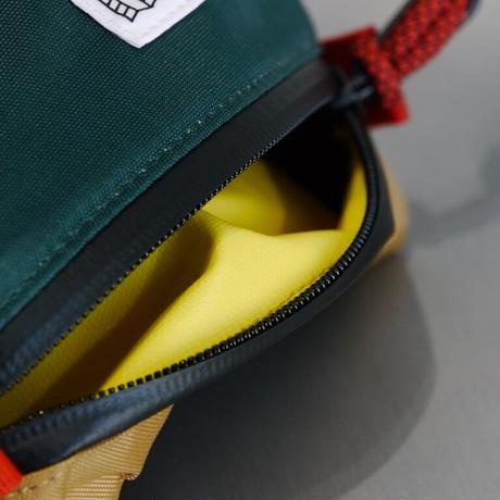 TOPO DESIGNS MINI BIKE BAG Forest/Khaki