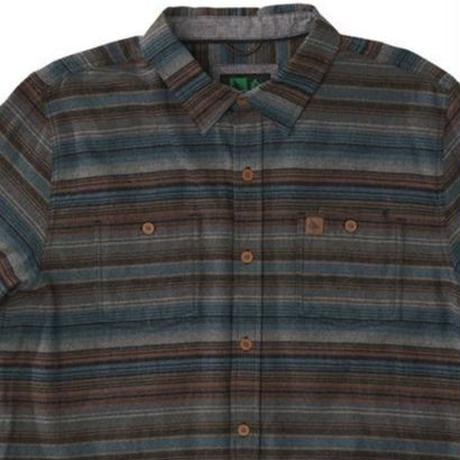 HIPPY TREE ESCONDIDO FLANNEL BLACK
