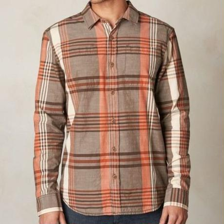 PRANA Delaney Flannel