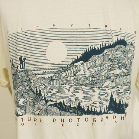HIPPY TREE ESTUARY TEE Natural