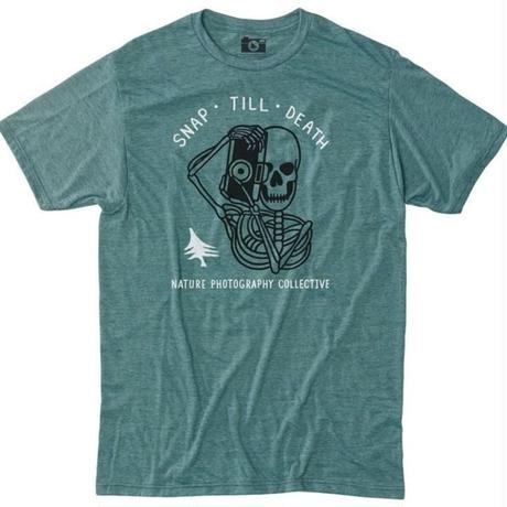 HIPPY TREE MORTI TEE Heather Teal