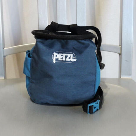 PETZL CHALK BAG SAKA  Blue