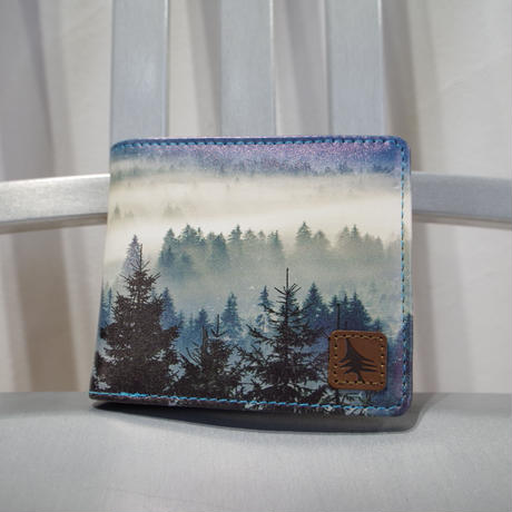 HIPPY TREE CONIFER WALLET