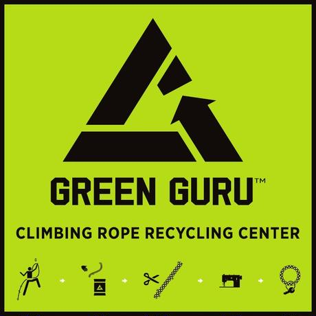 GREEN GURU CLIMBING ROPE RECYCLING BRACELET Extra Small