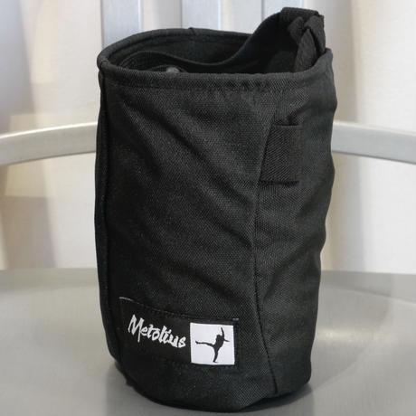 METOLIUS YOSEMITE CHALK BAG Black