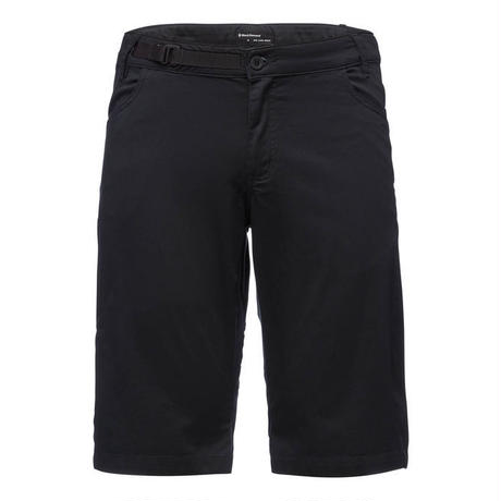 BLACK DIAMOND CREDO SHORTS MENS Black