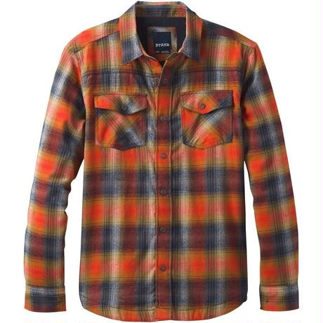 PRANA Asylum Heavyweight Flannel