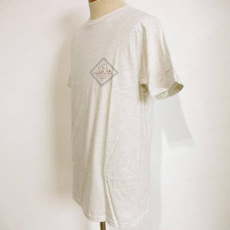 HIPPY TREE DIAMONDHEAD TEE Natural