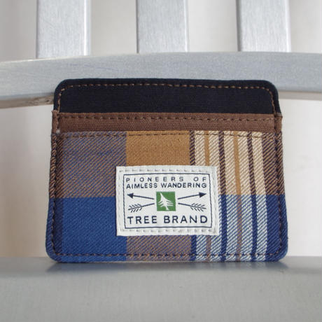 HIPPY TREE BANKER WALLET FRANNEL